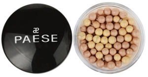 Pudra Paese Powder Pearls Golden Brown